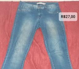 Calça jeans seminova
