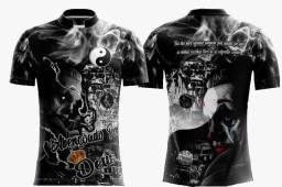 Camiseta personalizada da Quebrada Favela Comunidade