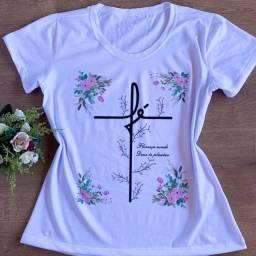 Blusas femininas evangélica