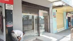 Frente de vidro para lojas