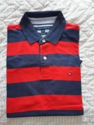 Camisa Polo Original Tommy Hilfiger
