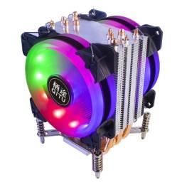 Vende-se Cooler CPU  6 tubos novo na caixa,