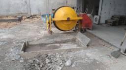 Aluguel de Betoneira, Escora Metálica e Vibrador para concreto