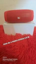 Caixa de som jbl  Charge 3