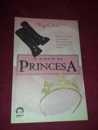 Livro: O diário da Princesa - Meg Cabot
