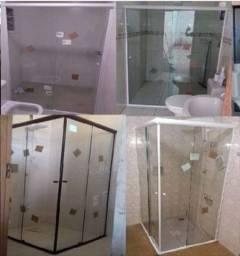 Título do anúncio: Boxs!! Vários Modelo para banheiro e Pias!! Imperdível