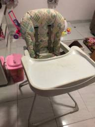 Cadeira de alimentação para bebê