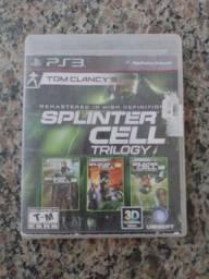 Título do anúncio: Trilogia Splinter cell PS3