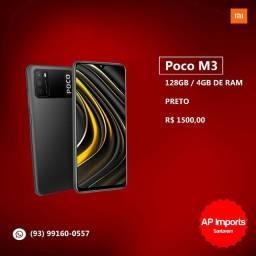 Promoção Poco M3 4GB/128GB