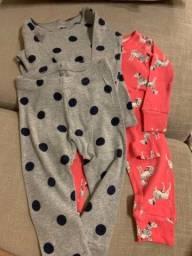 Título do anúncio: Pijama Carters Menina