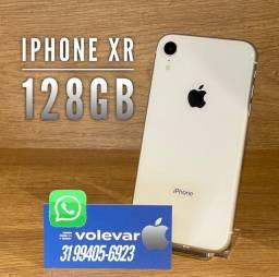 Título do anúncio: IGUAL ZERO! iPhone XR 128GB - Nenhuma marca de uso - Com GARANTIA!