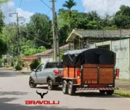 Carretinha truck BRAVOLLI ' Detalhes que fazem a diferença