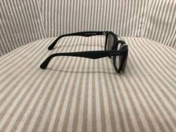 Óculos de sol e grau
