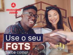LAZ- Use seu FGTS como parte de entrada na aquisição da sua casa própria