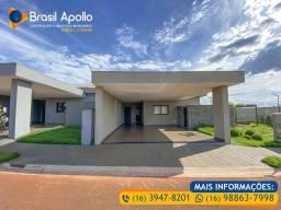 Título do anúncio: Casas com 3 dormitórios em Condomínio Fechado na região do Cristo em Sertãozinho/SP