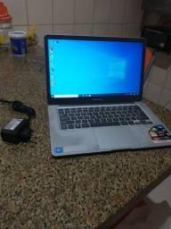 Notebook positivo Q32A com HDMI, USB 3.0, bateria de longa duração.