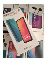 Redmi 9A da Xiaomi.. Fabuloso Desempenho! Novo Lacrado Entrego agora!