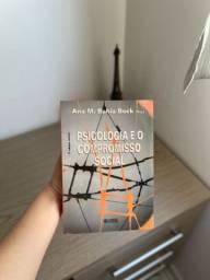 Livro Psicologia e o Compromisso Social