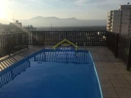 Apartamento à venda com 1 dormitórios em Tupi, Praia grande cod:ACI341
