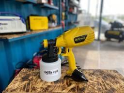 Pistola elétrico compressor portátil pintura e pulverização