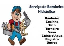 Título do anúncio: Bombeiro hidráulico /encanador