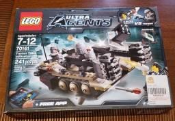 Lego Ultra Agents 70161 241 Peças Lacrado na Caixa Aceito Cartao