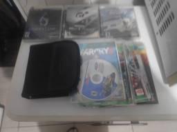 Lote Jogos PS3 e XBOX360