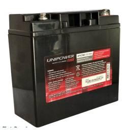Título do anúncio: Bateria Unipower 18 ah / 12v