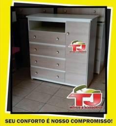 Título do anúncio: Cômoda novas com entrega em toda Manaus ????