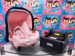 Bebê Conforto mais base veicular Burigotto Touring