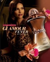 glamour fever , o boticario perfume, cx lacrada