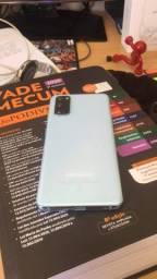 Samsung Galaxy s20 TELA 120HZ aceito troca passo cartão