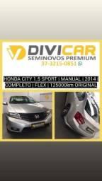 Título do anúncio: Honda City Sport 1.5
