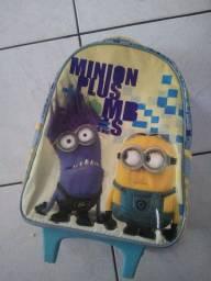 Vendo mochila do Minion