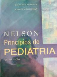 Medicina Nelson Princípios de Pediatria - 4a Edição