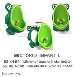 Título do anúncio: Mictório Infantil Desfralde Lindos Parcelo e Entrego!