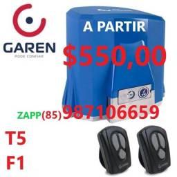 Motor pra portão Garen a partir de R$550,00 instalado!
