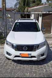 Título do anúncio: Nissan Frontier LE 2020 automática 4x4 diesel teto solar