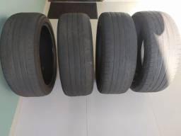 Título do anúncio: Pneu Bridgestone 225/45 R19 Run Flat - Usados