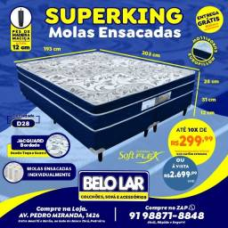 Super King Molas Ensacadas, Compre no zap *