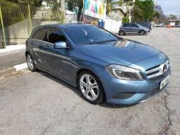 Título do anúncio: Mercedes a200 urban turbo aceito troca