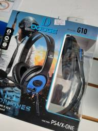 Título do anúncio: Fone de ouvido Headset