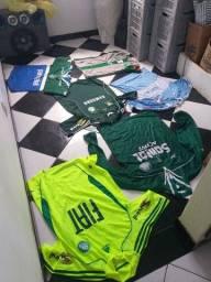 Título do anúncio: Camisas do Palmeiras a partir de 50 reais cada Leia o anúncio direito