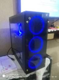 PC gamer i5 da terceira e GTX750 de 2gb