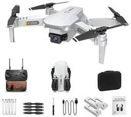 Drone QUANXI HJ-15 dobrável com câmera 1080P HD, velocidade de vôo de 3 níveis<br><br>