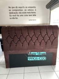 Título do anúncio: cabeceiras estofadas a partir de 350,00 - ENTREGAMOS