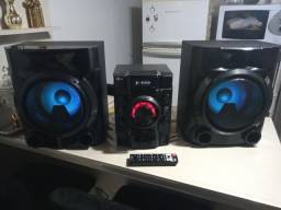 System lg bluetooth usb completo 650 rms top