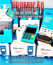 Maquininha Mercado Pago POINT PRO 2