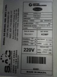 Freezer vertical expositor. 220V