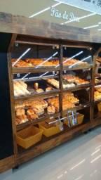 Equipamentos completos para sua padaria